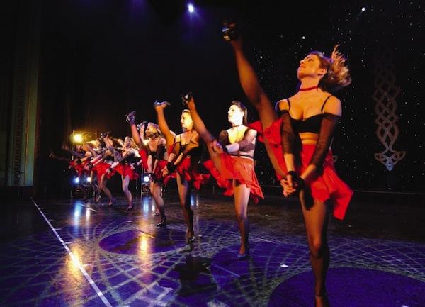 """""""New York, New York!"""" – un Revelion de  Broadway, în spiritual efervescent al New York-ului, în Atrium Palas Mall"""