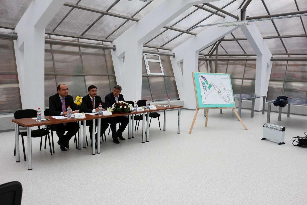 Investiţie de 11 milioane de euro racordată la… radiator