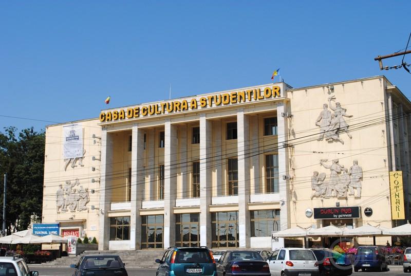 Cetățenii moldoveni pot vota duminică la Casa de Cultură a Studenților din Iași