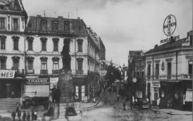 Strada Lăpuşneanu, în timpul războiului