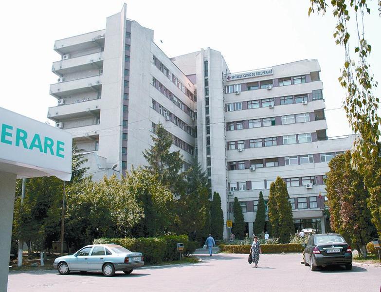 Spitalul de Recuperare din Iasi, transformat in spital de linie intai pentru bolnavii de COVID-19