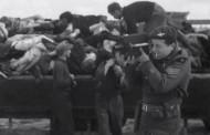 Imagini filmate de Alfred Hitchcock în lagărele naziste, difuzate în premieră (VIDEO)
