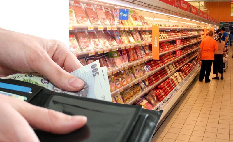"""Consiliul Concurenței lansează """"Monitorul prețurilor produselor alimentare"""""""