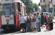Primăria suspendă transportul cu tramvaiul spre Baza 3. Traseul tramvaiului 5, Dacia-Turora, va fi suspendat