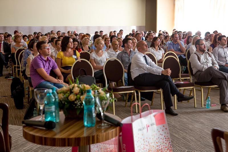 Dezbaterea Smart City de la Palas aduce la Iasi 35 de speakeri si peste 40 de reprezentanţi ai companiilor private