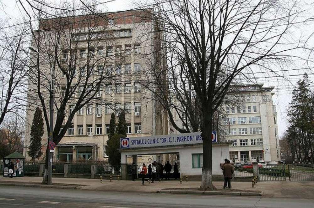 """Institutul de Boli Cardiovasculare """"Prof. Dr. George I.M. Georgescu"""" Iaşi primeste bani pentru reparatii capitale si aparatura"""