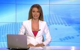 Fosta prezentatoare a stirilor Pro Tv Iasi, Alexandra Stoian, ii ia locul Ralucai Arvat, la pupitrul stirilor sportive