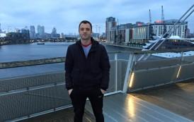 Un jurnalist al Patriarhiei, reporter special la Londra