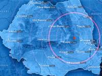 cutremur harta