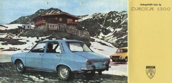 Iubitorii de autoturisme Dacia 1300 din Polonia vor vizita municipiul Iasi