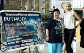"""Simpozionul de astrologie """"Ritmuri Astrale"""", la Iasi. Consultatii astrologice oferite de Minerva si alti astrologi din tara si Republica Moldova"""