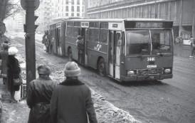 Autobuzul iesean – 90 de ani de istorie pe strazile Iasului