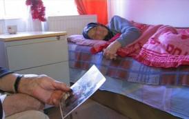 O batrana de 88 de ani din Iasi, abandonata de familie la Spitalul Sf. Spiridon