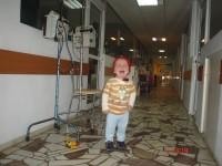 copil spital