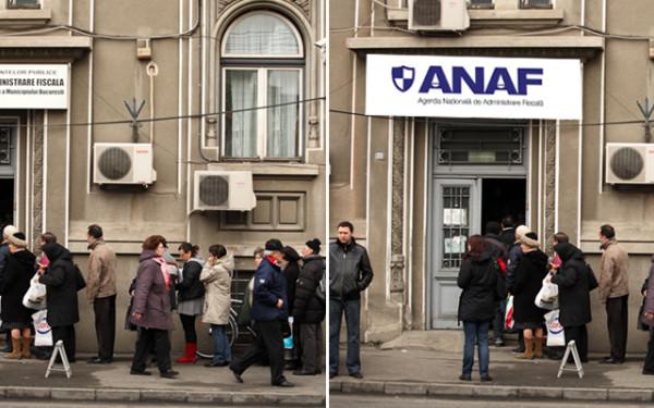 ANAF descoperă marii evazioniști din România