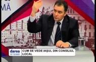 """Gabriel Surdu """"Consilierul Bulgariu este trompetica care cere demisia prietenului Vericeanu"""""""