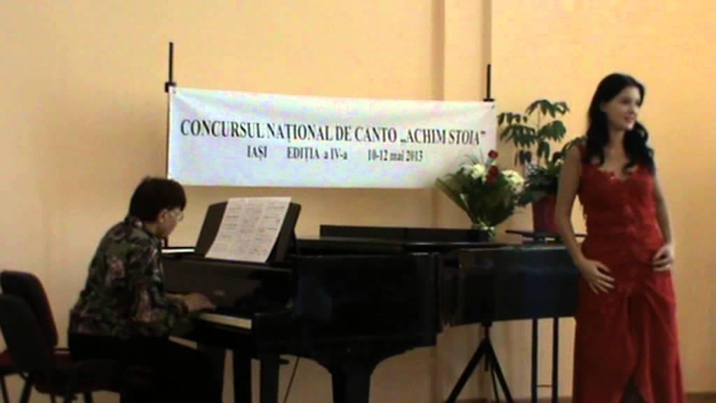 """Festival-Concurs de Interpretare Vocală  și Muzică de Cameră """"Achim Stoia"""", Ediţia a X-a – aniversară"""