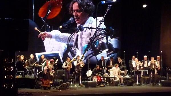 Ultimele detalii despre concertul lui Goran Bregovic & Wedding and Funeral Orchestra din aceasta seara, din Piata Palatului Culturii