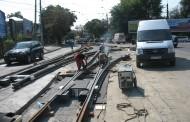 Reîncep lucrările de modernizare a infrastructurii de tramvai Iași – Dancu