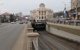 Se inchide Pasajul Mihai Eminescu pentru reparatii