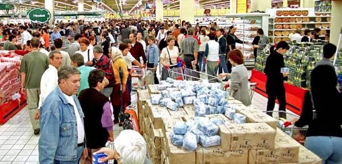 Consiliul Concurentei a sanctionat Carrefour, Auchan si alte 5 companii de pe piata comertului cu produse alimentare, cu 18,8 milioane euro