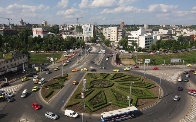Pasaje supraterane cu sens unic in zona Podul Ros