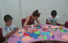 """Ateliere de Origami pentru copii, la Biblioteca Judeteana """"Gh. Asachi"""" din Iasi"""