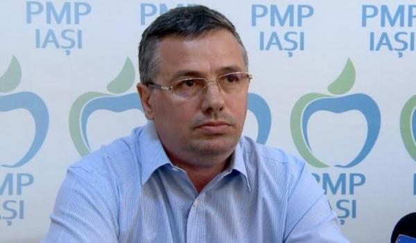 Deputatul PMP Petru Movilă, candidat la CJ, si Iosipescu la Primarie din partea PMP