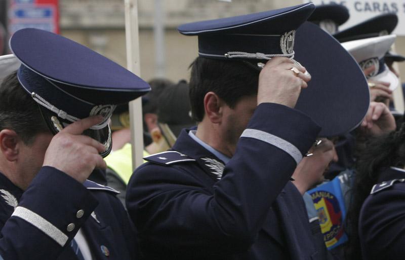 Un betiv mai putin in Politia Locala din Iasi