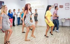 Şcoala de dans pentru incepatori si profesionisti, inaugurata la Iulius Mall