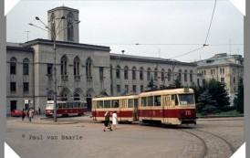 120 de ani de transport public la Iasi. Vezi programul manifestarilor
