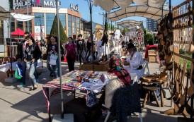 Târg al Meşterilor Populari pe Esplanada Palas Mall