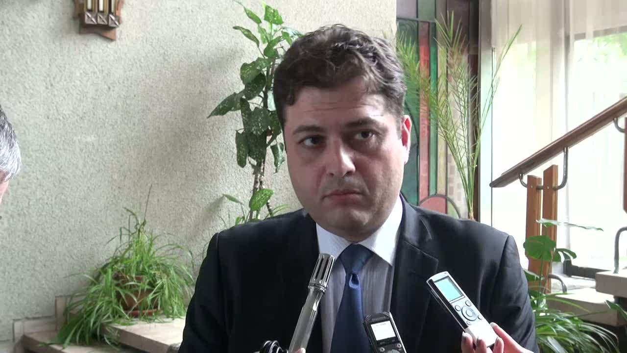 Cristian Stanciu, liderul de grup al consilierilor județeni PSD: Spitalul mobil este al comunității!