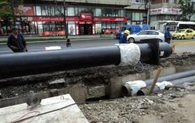 Veolia Energie Iași anunță lucrări pentru remedierea avariei survenite la Magistrala 2
