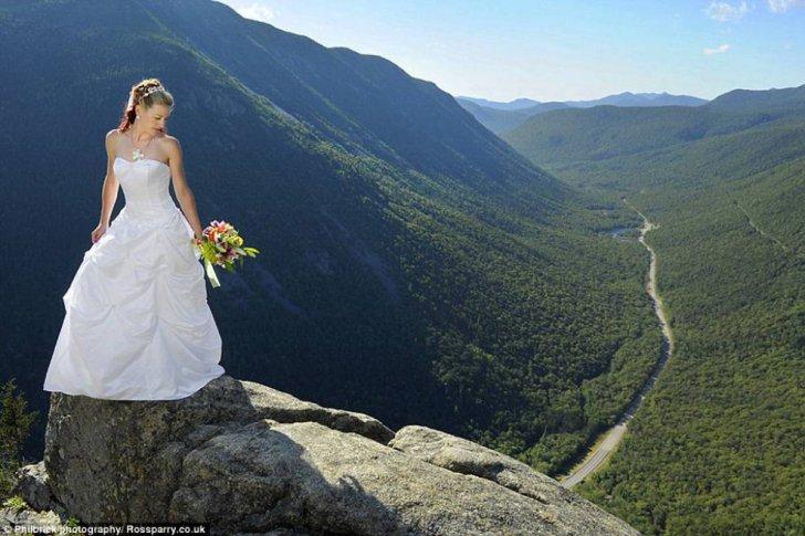 Miri cu adrenalină: cele mai spectaculoase fotografii de nuntă
