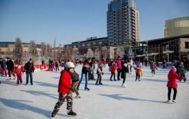Pe 30 noiembrie se deschide patinoarul de la Palas