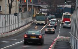 """Pasajul """"Octav Băncilă"""" se inchide pentru lucrari de reparatii"""