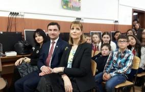 Primarul Chirica invitat pentru prima oara la o receptie oficiala peste granite