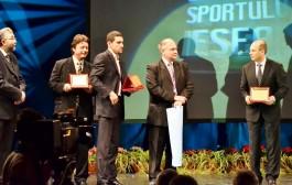 Perfomerii sportivi din 2018, premiaţi la Gala Excelenţei Sportului Ieşean