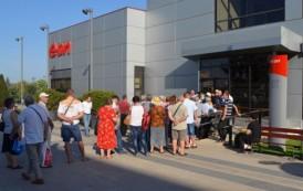 Magazinul E.ON din Iași și-a suspendat interacțiunea directă cu clienții