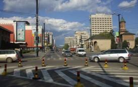 Circulatie intrerupta pe strada Anastasie Panu