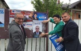 "Lambada politica, delir pe facebook. Candidatele la primarii, sustinute prin schema ""dublu şurub"""