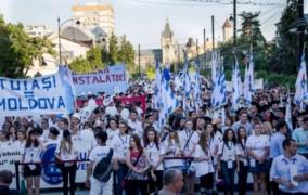 """Mii de ieșeni sunt așteptați să participe la """"Marșul pentru viață"""""""