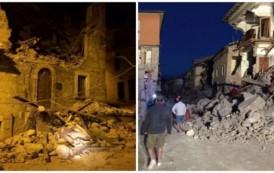 """Cutremur cu magnitudinea 6,2 in Italia, la Perugia; cel putin 6 oameni au murit. Primar: """"Jumatate din oras a fost distrus"""""""