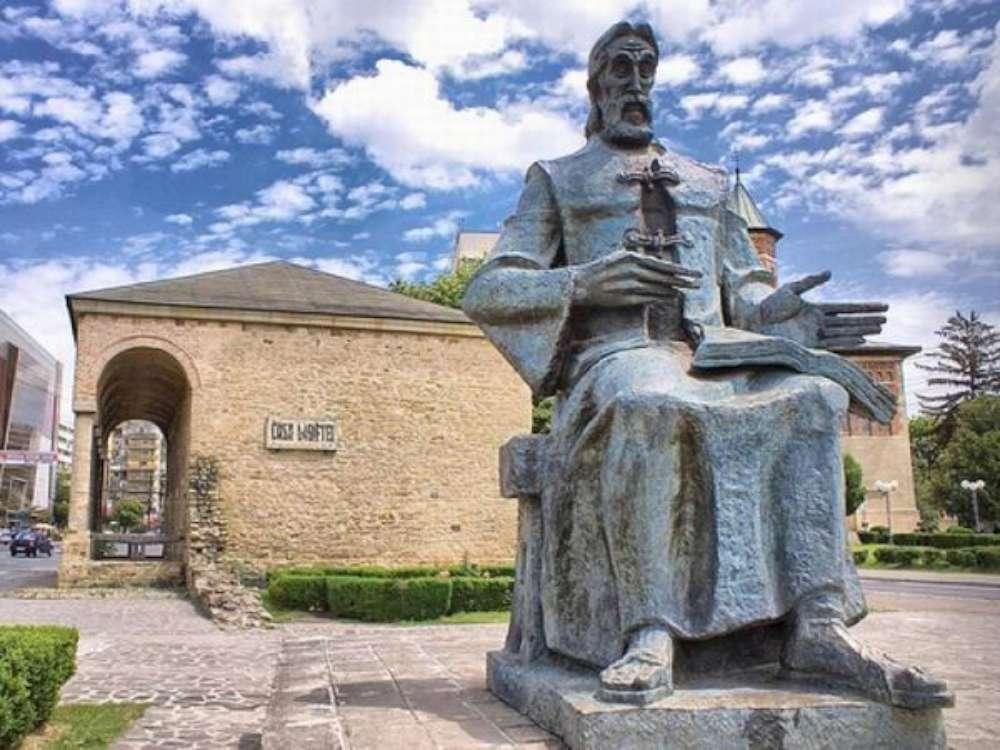 Firma care si-a batut joc de Palatul Culturii a suflat un pot de 400.000 euro pentru conservarea unui monument de secol XVIII