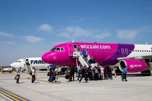 Noi rute WizzAir cu plecare de pe Aeroportul din Iași: Billund, Eindhoven și Salonic