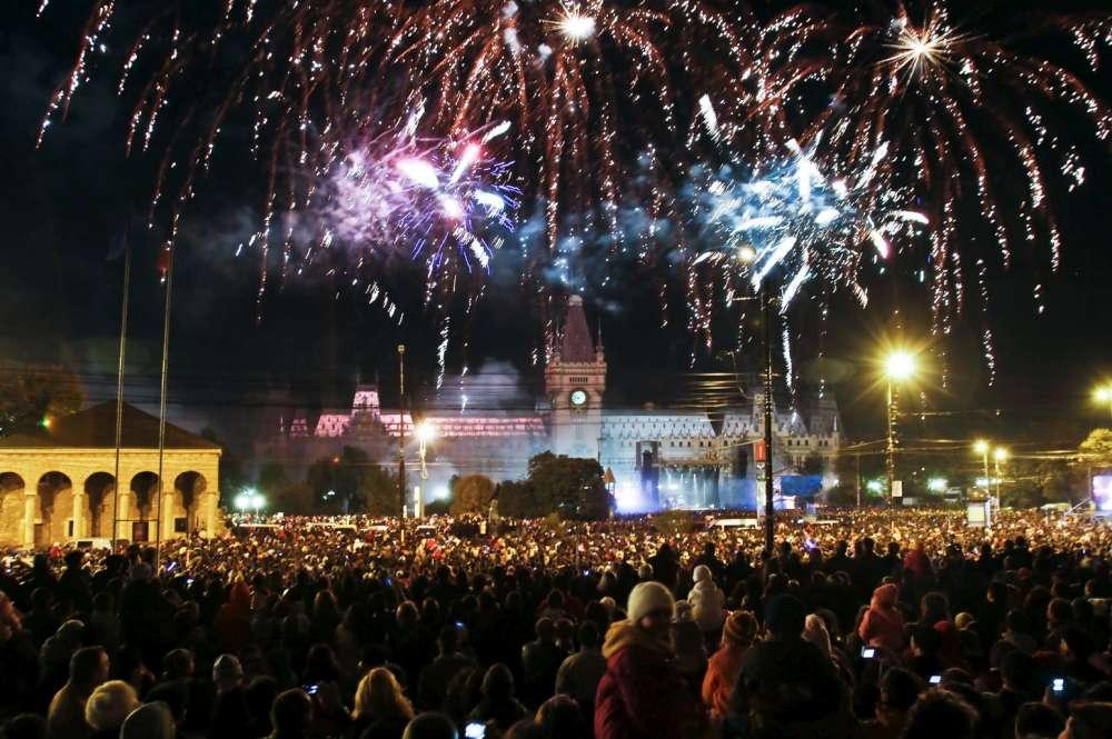 Primaria aloca peste 300.000 euro pentru Sărbătorile de Iarnă ale Iașului 2018-2019