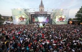 Forza ZU inchide circulatia in zona Palatului Culturii, in acest week-end