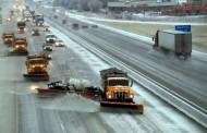 Ninge în toată Moldova. Situaţia drumurilor naţionale