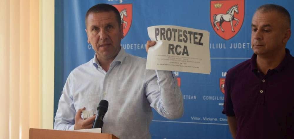 Consilierul judetean Mircea Manolache, exclus din PMP de 3 luni. Pemepistii si liberalii cer excluderea batausului din ATOP